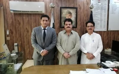 Meeting with IG Prisons Khyber-Pakhtunkhwa 30-July-2020