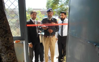 Short Brief of Inauguration Ceremony of QEMC at Layyah District Prison